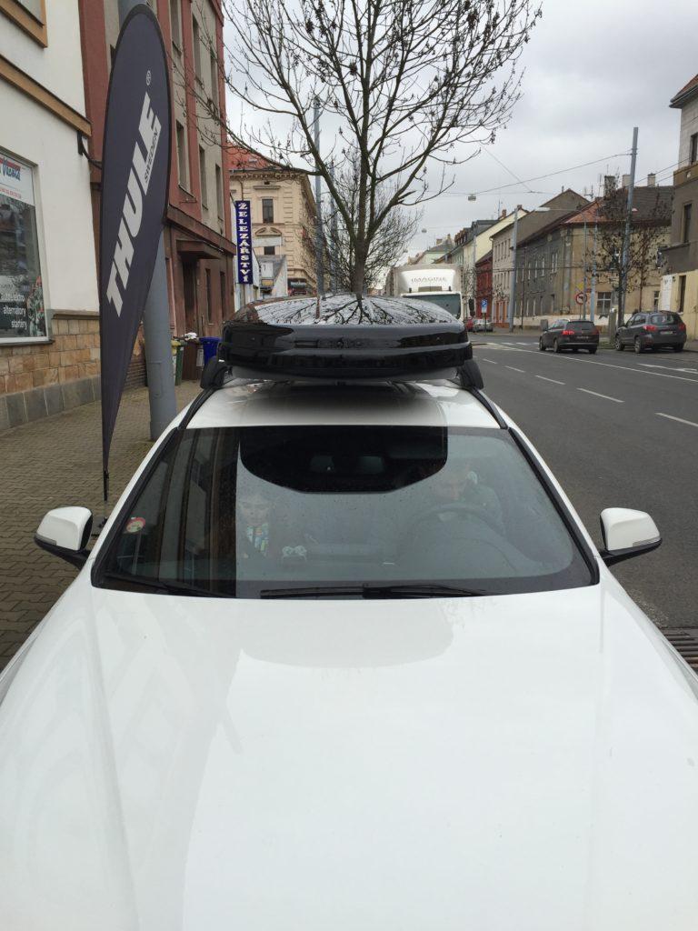 BMW 3 Thule Flow Plzen